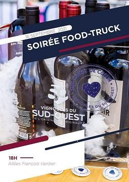Soirée food-trucks gastronomiques